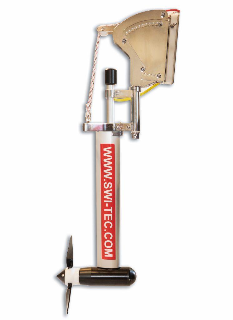 L'Hydro-chargeur vue de profile